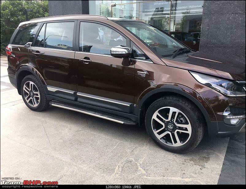 Tata Hexa Downtown Urban edition coming up. EDIT: Launched at Rs. 12.18 lakh-4.jpg