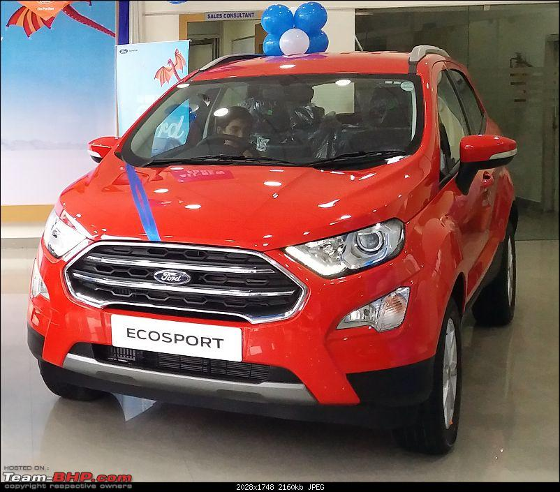 The 2017 Ford EcoSport Facelift caught testing in India. EDIT: Now launched at Rs 7.31 lakhs-20171110_232901.jpg