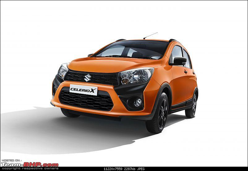 Maruti Suzuki CelerioX launched at Rs. 4.57 lakh-celerioxmain34flip2_38025682212_o.jpg