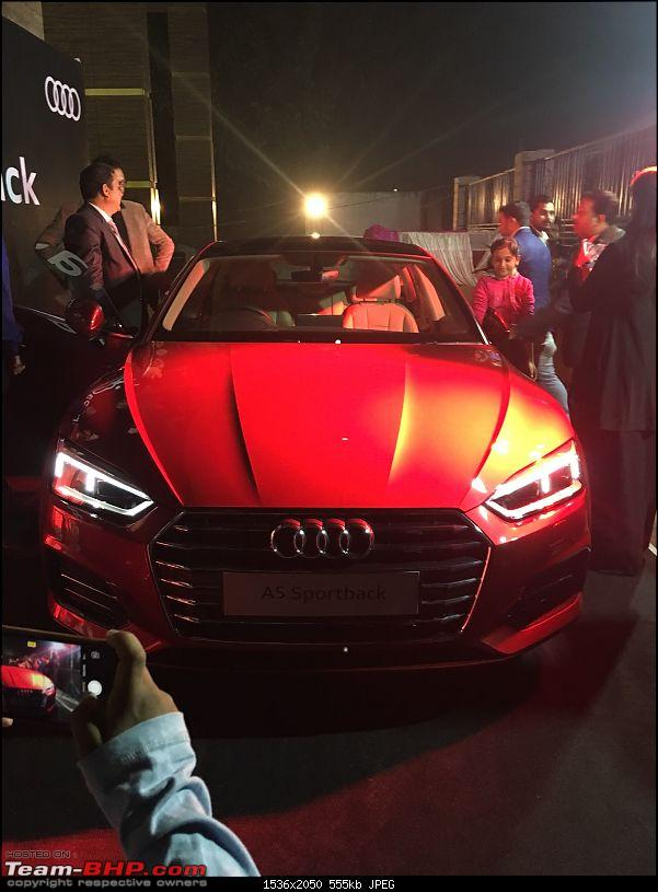 Audi launches the A5 range at prices between Rs 54 - 70 lakhs-6c624c9b9eca42028be86e539e8582e3.jpeg