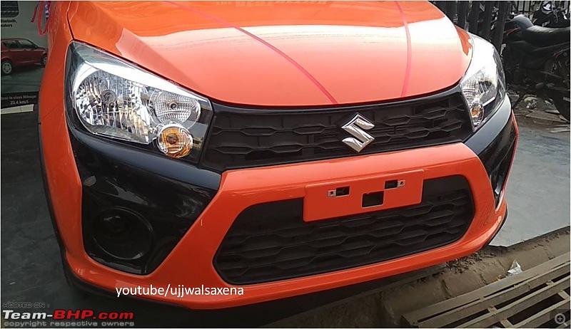 Maruti Suzuki CelerioX launched at Rs. 4.57 lakh-19.jpg