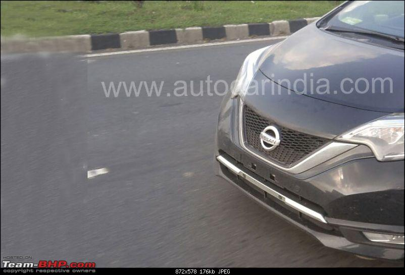 Nissan evaluating e-Power tech for India. EDIT: Note spotted!-nissannoteepowerfront.jpg
