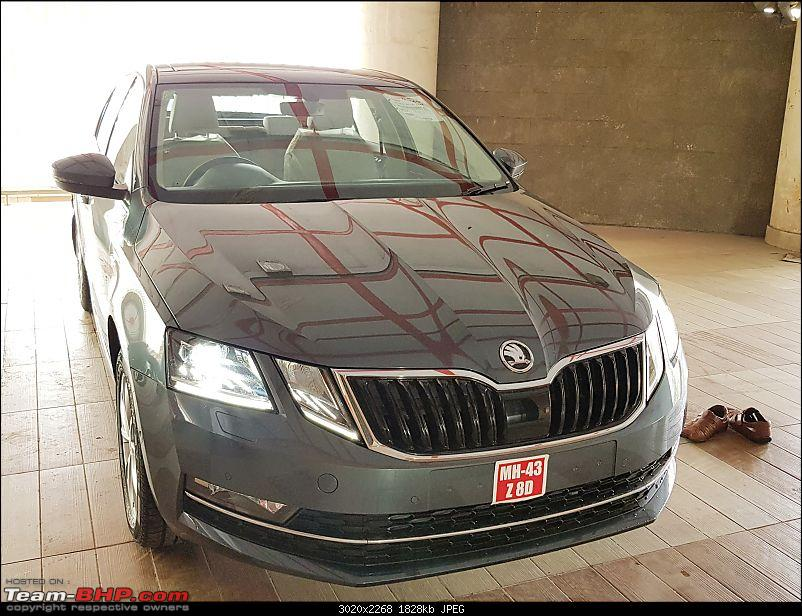 A close look: The 2017 Skoda Octavia Facelift with hands-free parking-octavia-front.jpg