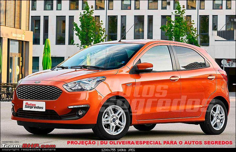 The Ford Figo & Aspire Facelifts. EDIT: Aspire launched at Rs 5.55 lakhs-projecaofordka2019.jpg