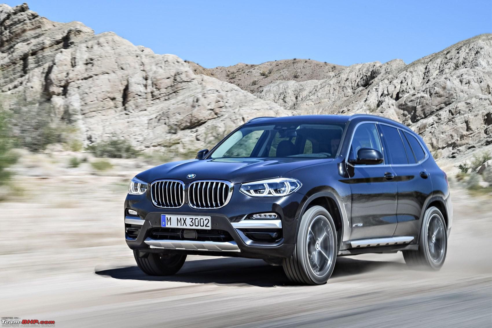 bmw x3 20d gets a new m sport variant team bhp. Black Bedroom Furniture Sets. Home Design Ideas