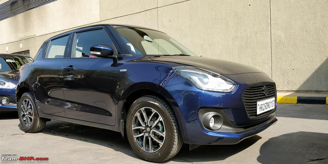 The 2018 Next Gen Maruti Swift Now Launched Page 42