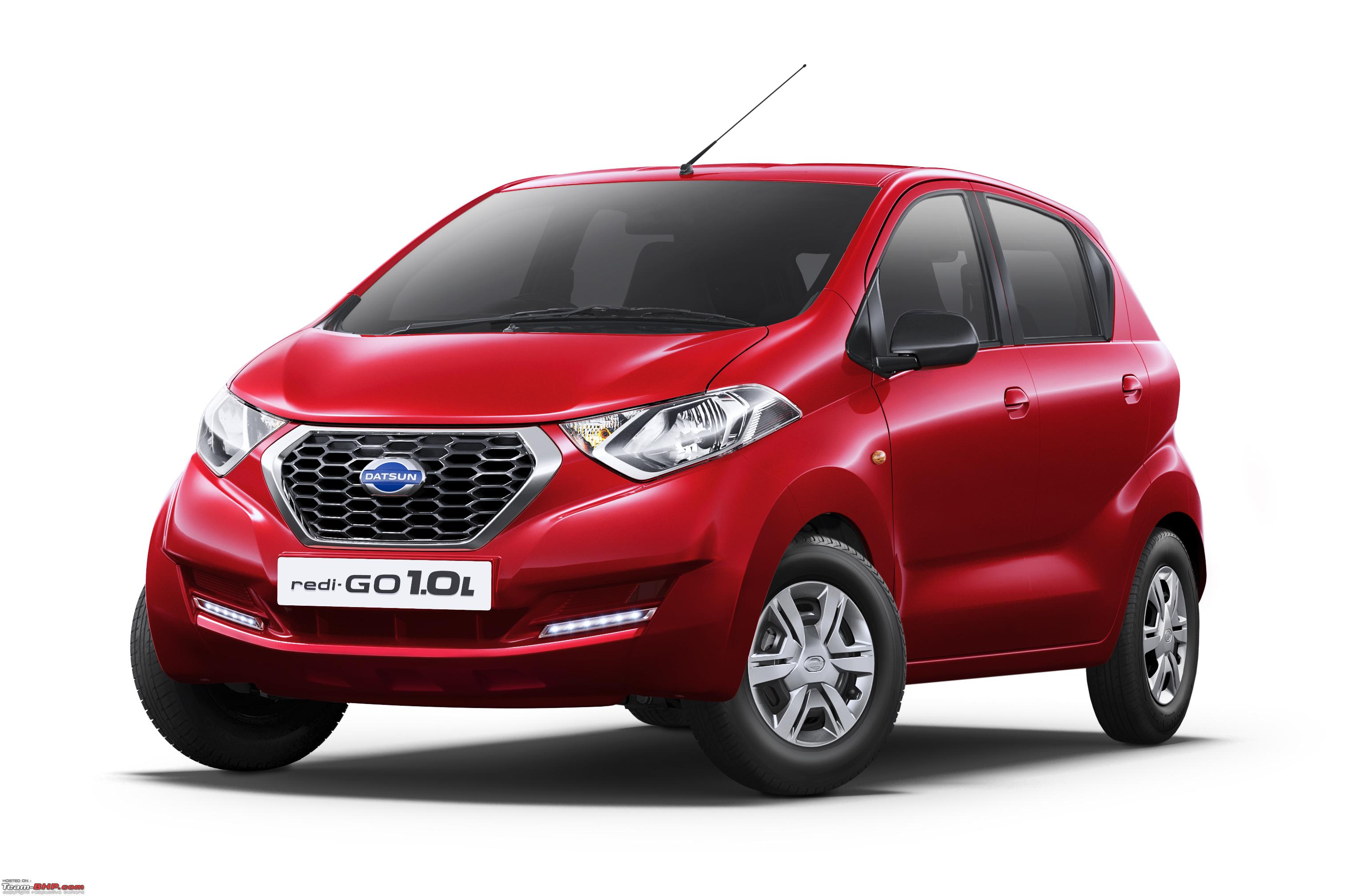Rumour: Datsun Redi-GO AMT to be launched in January 2018 - Team-BHP