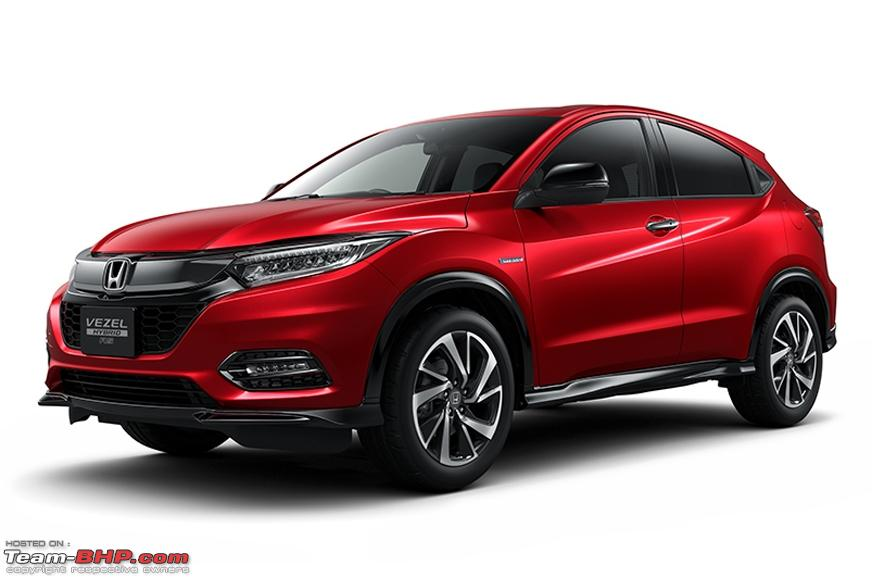 Rumour Honda India To Launch Hr V Page 6 Team Bhp