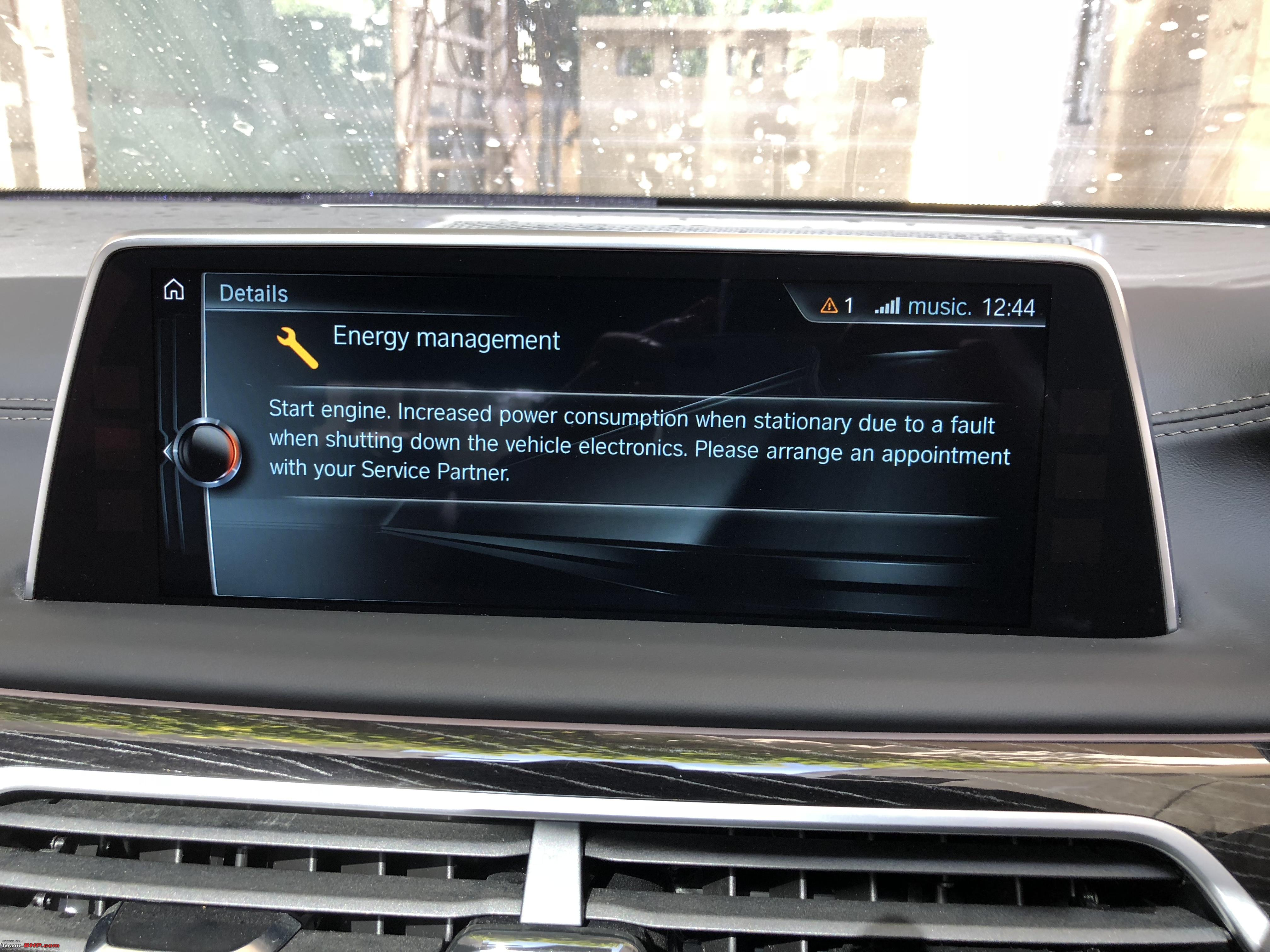 BMW India won't fulfil warranty on dead battery of a 4-month