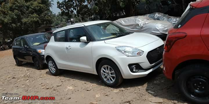 The 2018 Next Gen Maruti Swift Now Launched Page 54 Team Bhp
