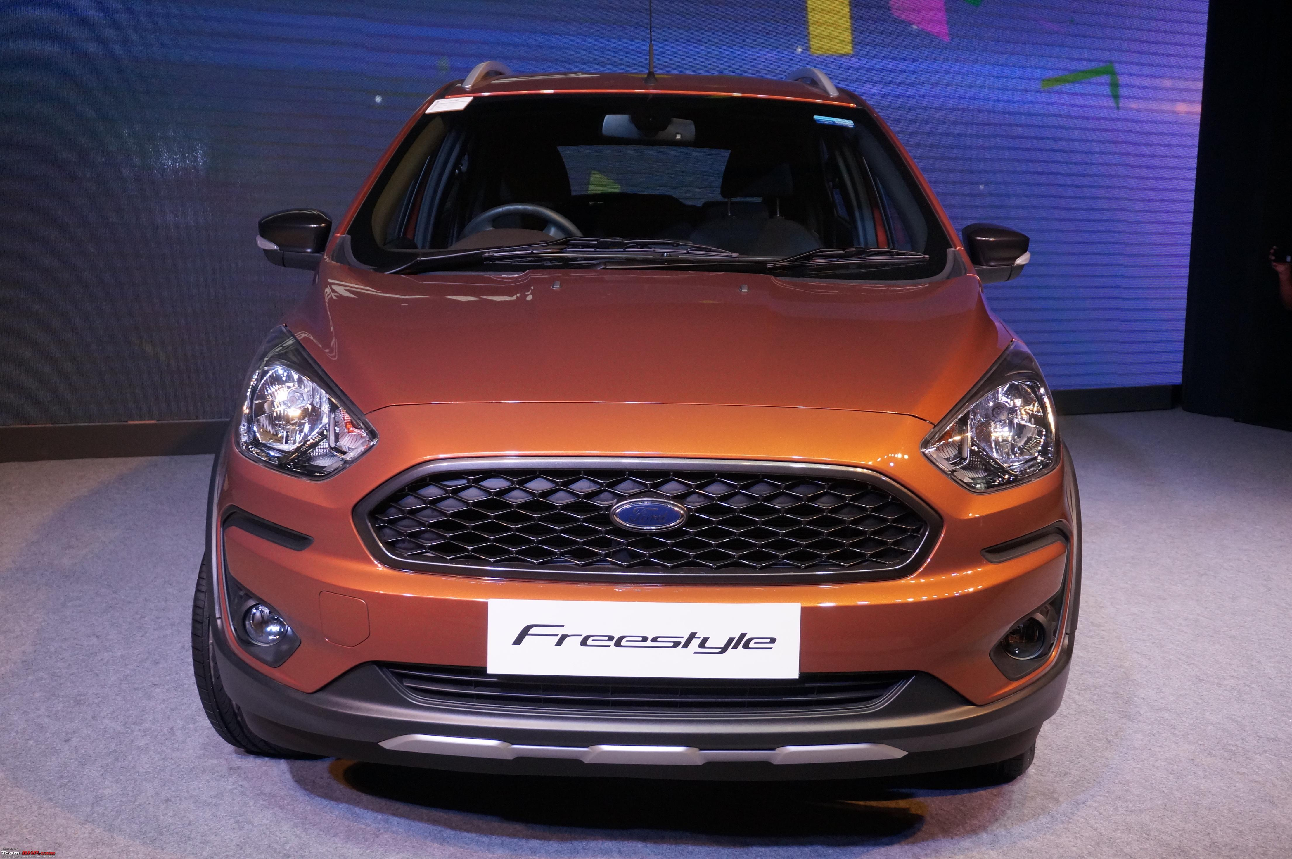 A Close Look : The Ford Freestyle - Team-BHP