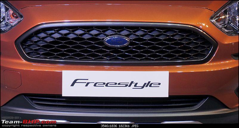 The Ford Freestyle. EDIT: Launched @ Rs. 5.09 lakhs-09.jpg