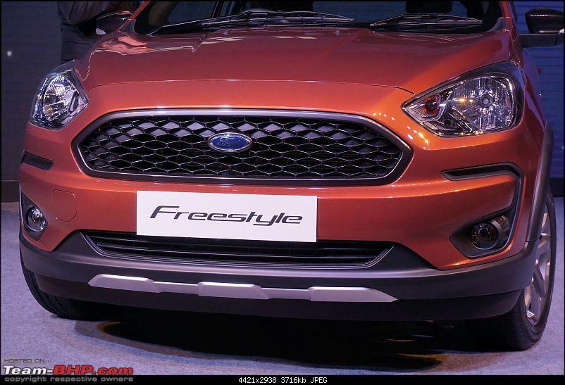 The Ford Freestyle. EDIT: Launched @ Rs. 5.09 lakhs-10.jpg