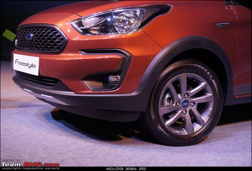 The Ford Freestyle. EDIT: Launched @ Rs. 5.09 lakhs-16.jpg