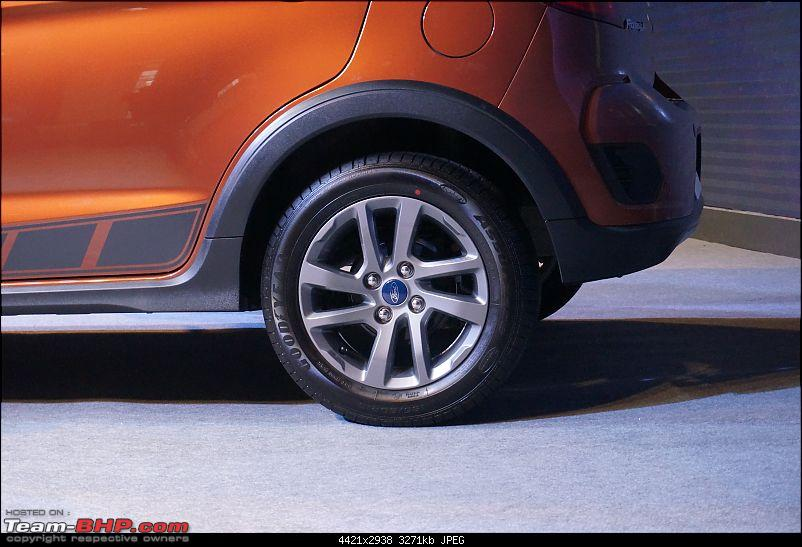 The Ford Freestyle. EDIT: Launched @ Rs. 5.09 lakhs-17.jpg