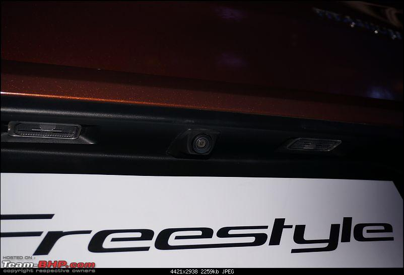 The Ford Freestyle. EDIT: Launched @ Rs. 5.09 lakhs-23.jpg