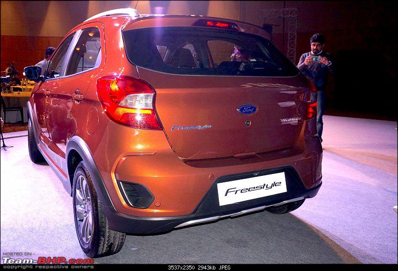 The Ford Freestyle. EDIT: Launched @ Rs. 5.09 lakhs-18.jpg