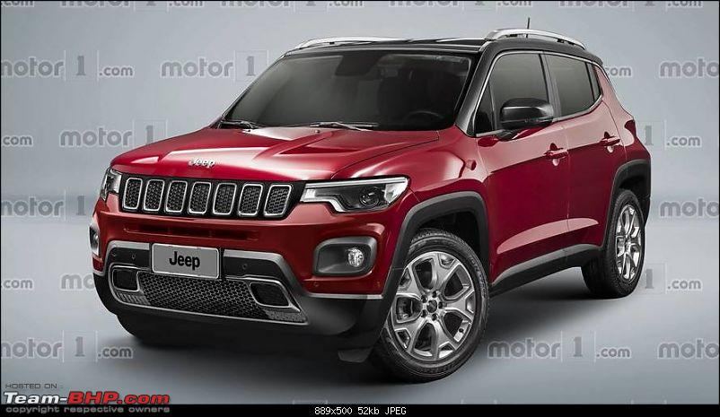 Jeep B-Segment Compact SUV: Here are more details-babyjeepcrossoverrendering.jpg