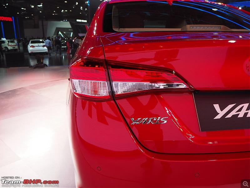 Toyota Yaris @ Auto Expo 2018-p2070393.jpg