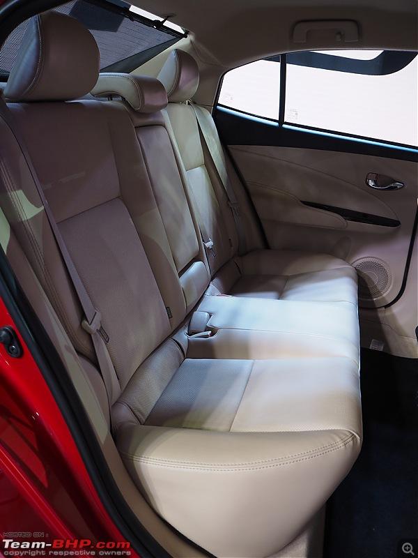 The Toyota Yaris. EDIT: Prices start at Rs. 8.75 lakh-p2070437.jpg