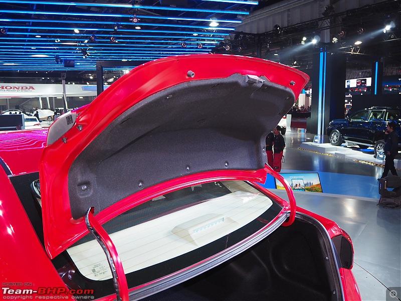 The Toyota Yaris. EDIT: Prices start at Rs. 8.75 lakh-p2070451.jpg