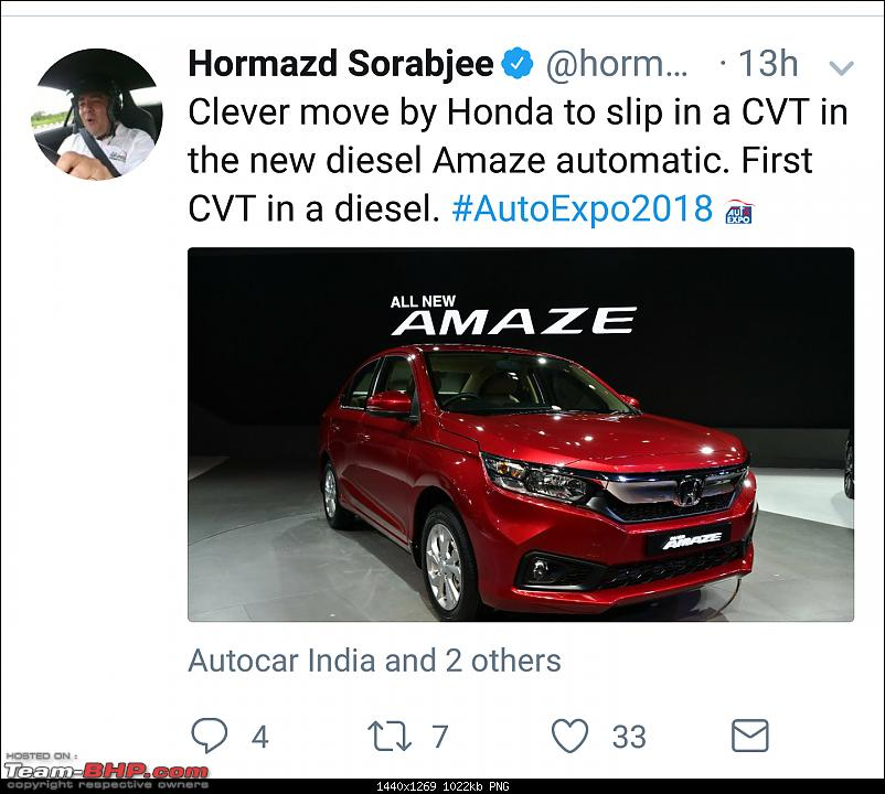 Honda Amaze @ Auto Expo 2018. Now launched at Rs 5.60 lakhs-screenshot_20180208093359.png