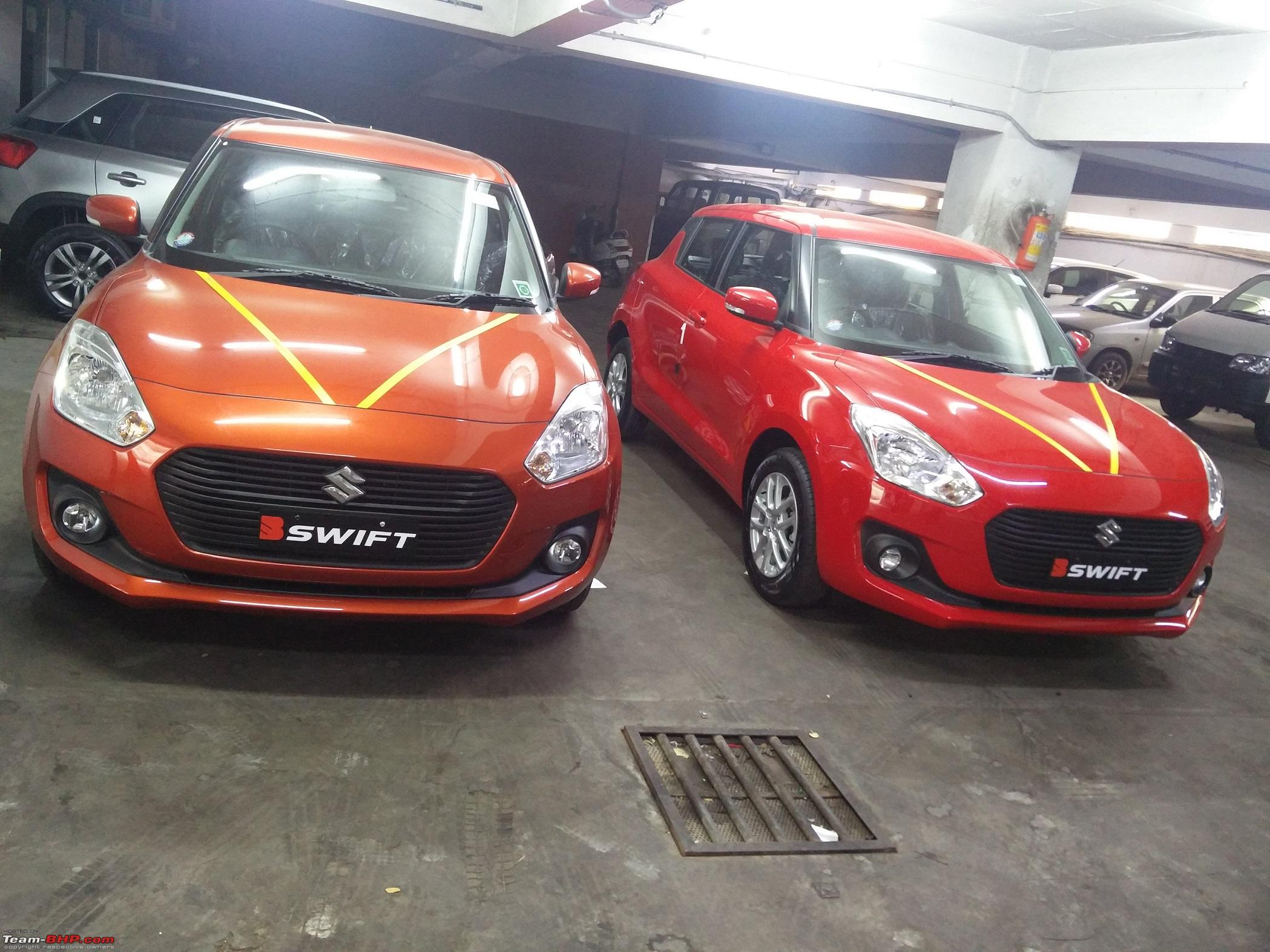 The 2018 Next Gen Maruti Swift Now Launched Page 60 Team Bhp