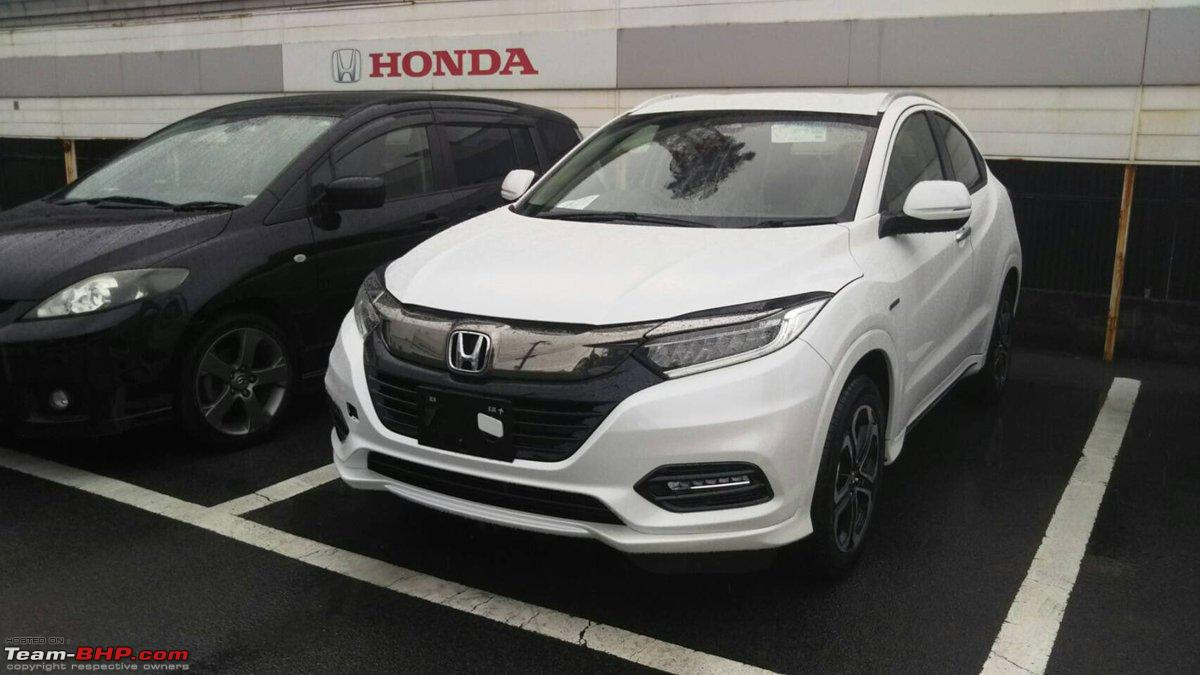 Rumour: Honda India to launch HR-V - Page 7 - Team-BHP