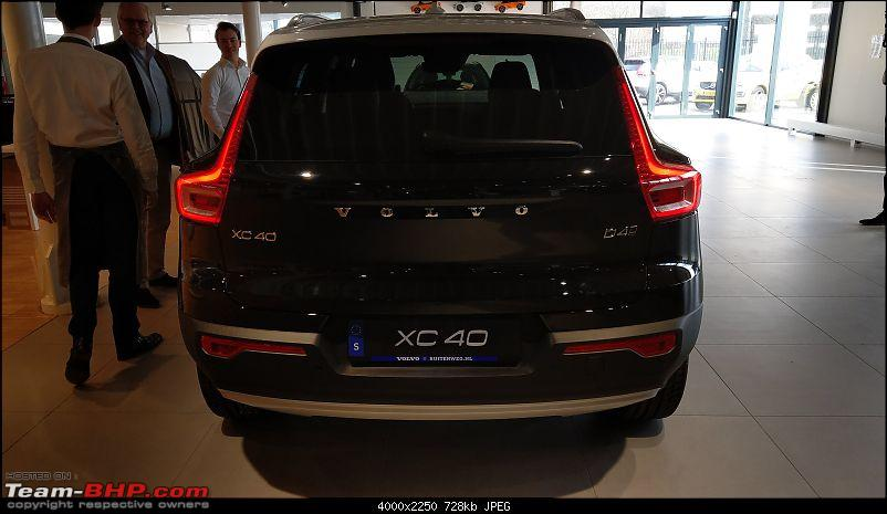 The Volvo XC40 SUV, now launched at 39.9 lakhs-imag1032.jpg