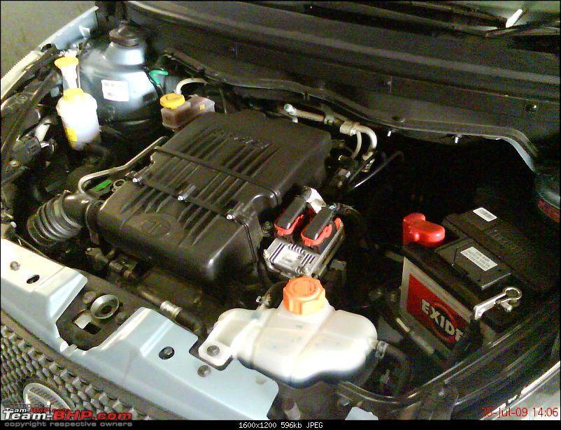 Tata Vista Ignis 1.4 Ltr Safire with 90 Bhp Punto Engine. On the Road price.-dsc00693.jpg