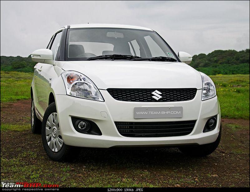 Beater Cars: The unsung heroes! And advantages of owning one-marutiswift18.jpg