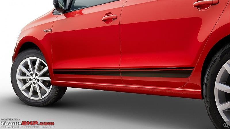 2015 Volkswagen Vento Facelift : A Close Look-vwventosportsidefoil.jpg