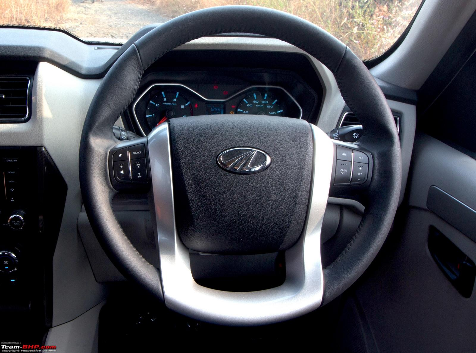The Best Stock Steering Wheel Among Indian Cars Team Bhp