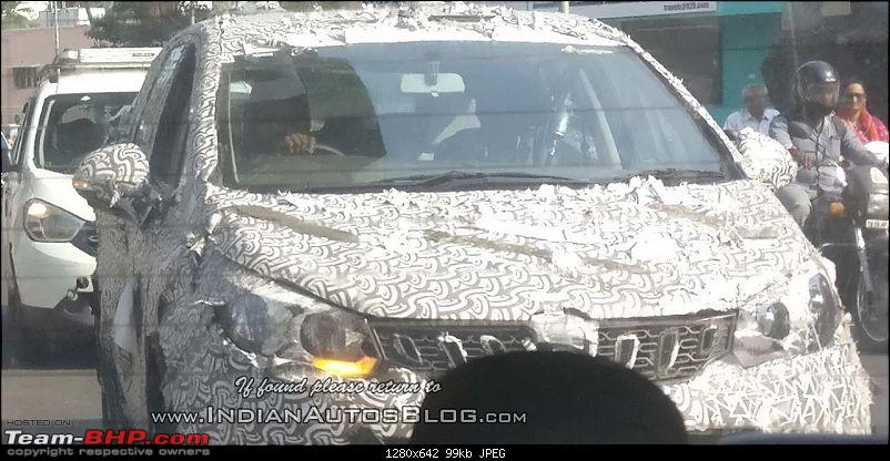 New Mahindra MPV caught testing in Chennai-mahindrau321mpvindicator.jpg