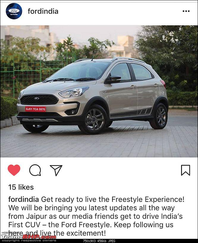 The Ford Freestyle. EDIT: Launched @ Rs. 5.09 lakhs-d6beda29d3bc4894982a9fe8177be3d2.jpeg
