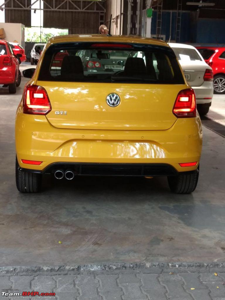 Scoop Vw Polo Gti Stock Clearance Now At Rs 19 99 Lakh Page 14 Team Bhp