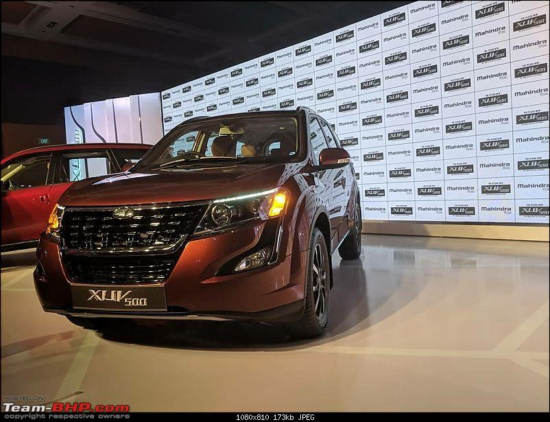 Mahindra XUV500 facelift coming, to get power hike. EDIT: Now launched @ Rs 12.32 lakhs-7095f2406f784d2492d81c3f6b23c73d.jpeg