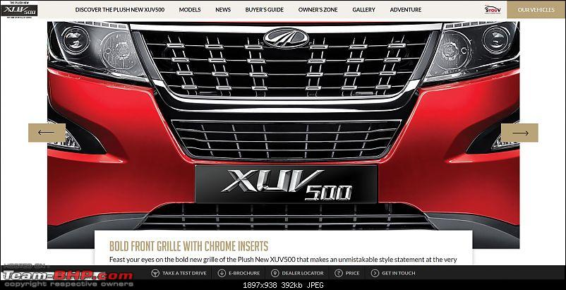 Mahindra XUV500 facelift coming, to get power hike. EDIT: Now launched @ Rs 12.32 lakhs-untitled.jpg