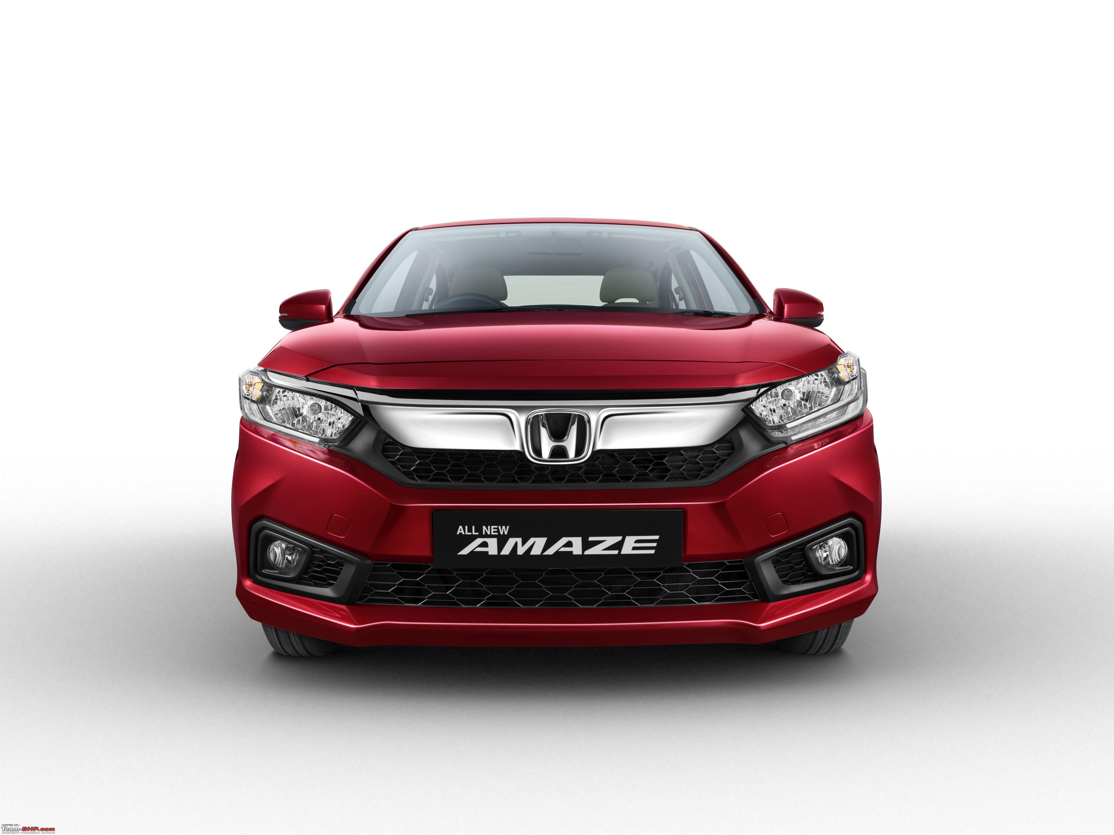 honda amaze  auto expo   launched  rs  lakhs page  team bhp