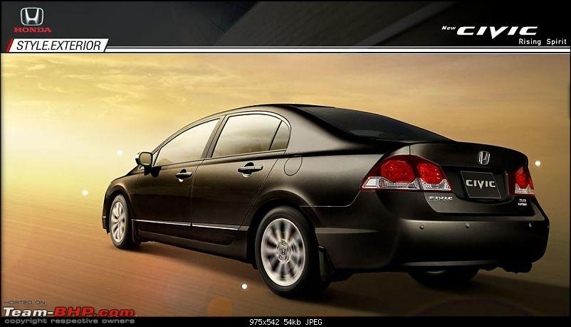Will there be a 2009 JDM Civic soon ??? EDIT - Its here Now-civic-back.jpg