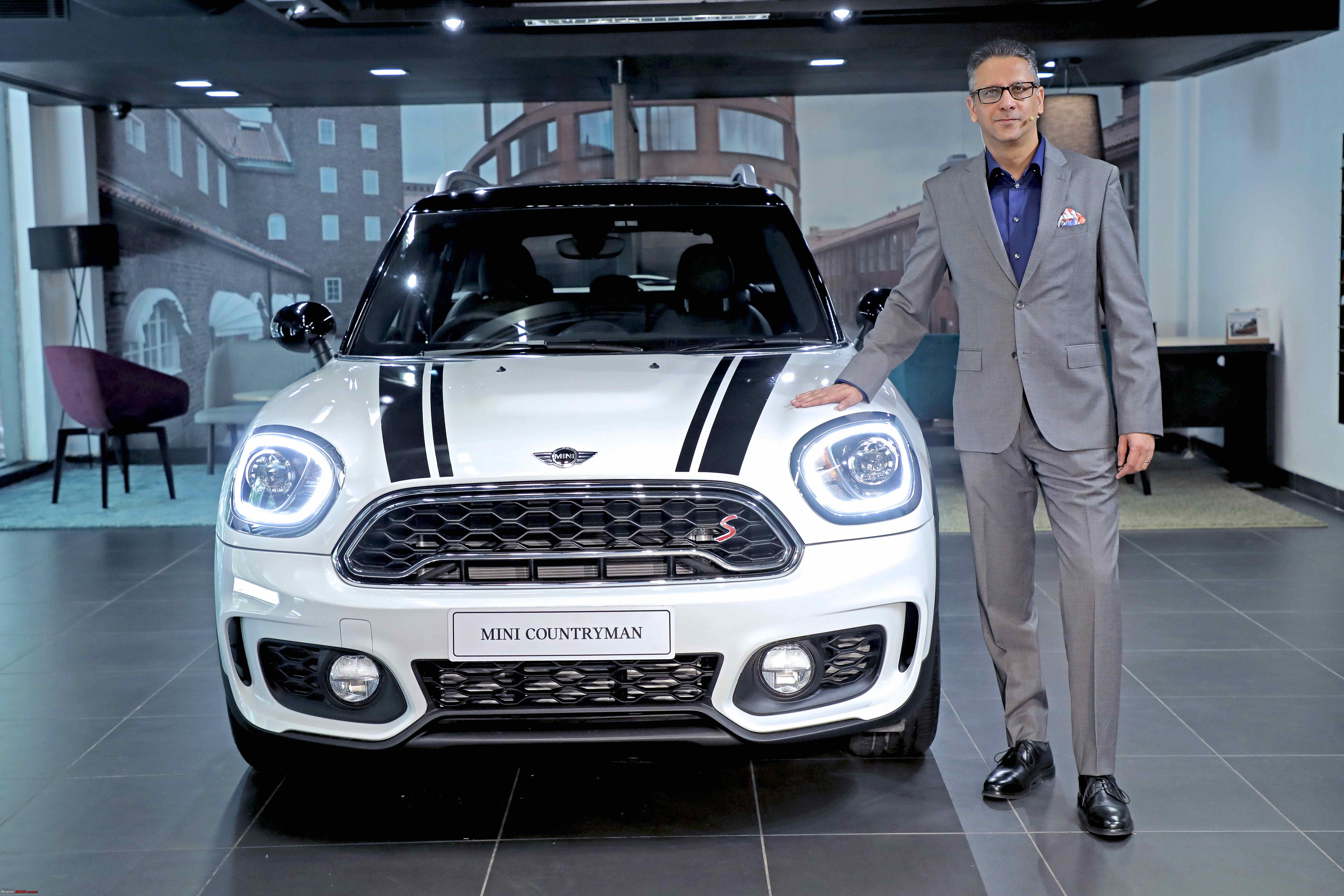 2nd Gen Mini Countryman Launched At Rs 34 90 Lakh Jpeg