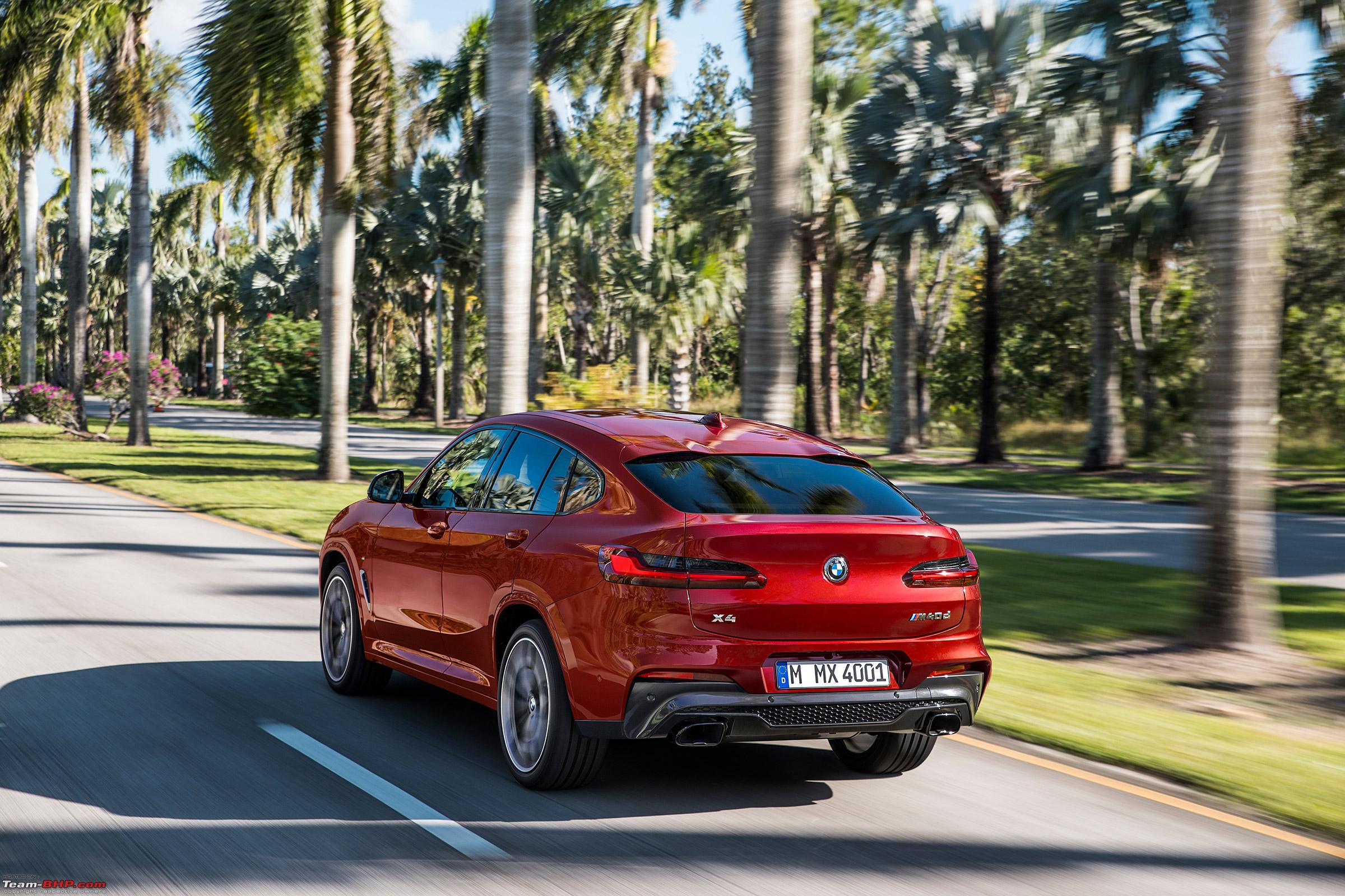 Rumour Bmw X4 Coming To India In 2019 Edit Launched 60 60 Lakhs