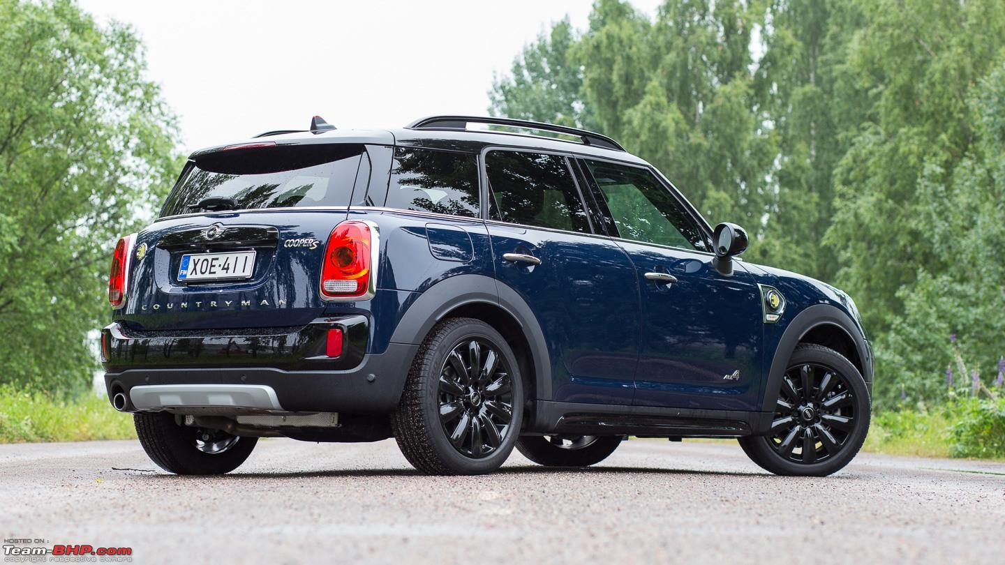 2nd Gen Mini Countryman Launched At Rs 34 90 Lakh E All4rr9834 Jpg