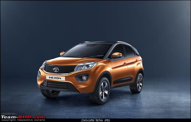 Tata Motors aims for a top 3 spot in PV sales!-nexon.jpg