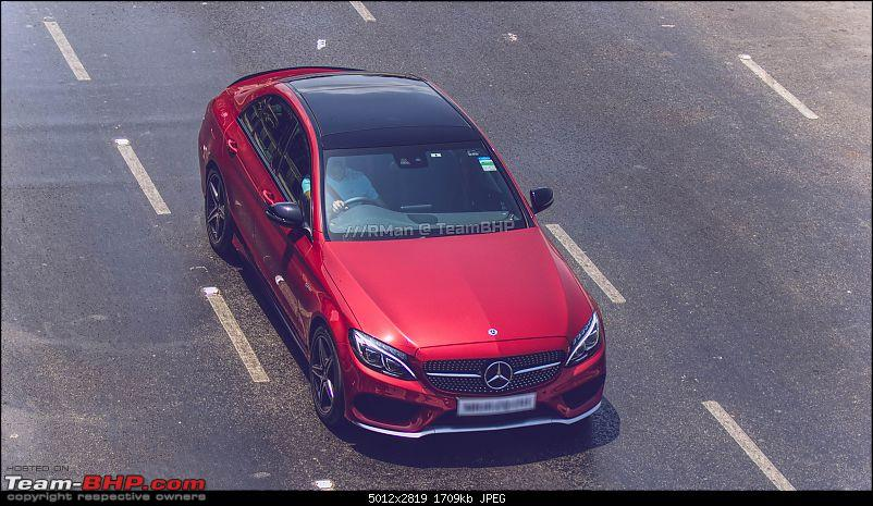 The Mercedes-AMG C43. EDIT: Launched @ 74.35 lakh-c43amg2.jpg