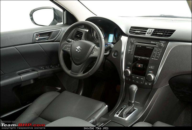 Kizashi partly revealed-Can Maruti (suzuki) pull it off in the D-segment?-suzuki-kizashi-interior-2.jpg