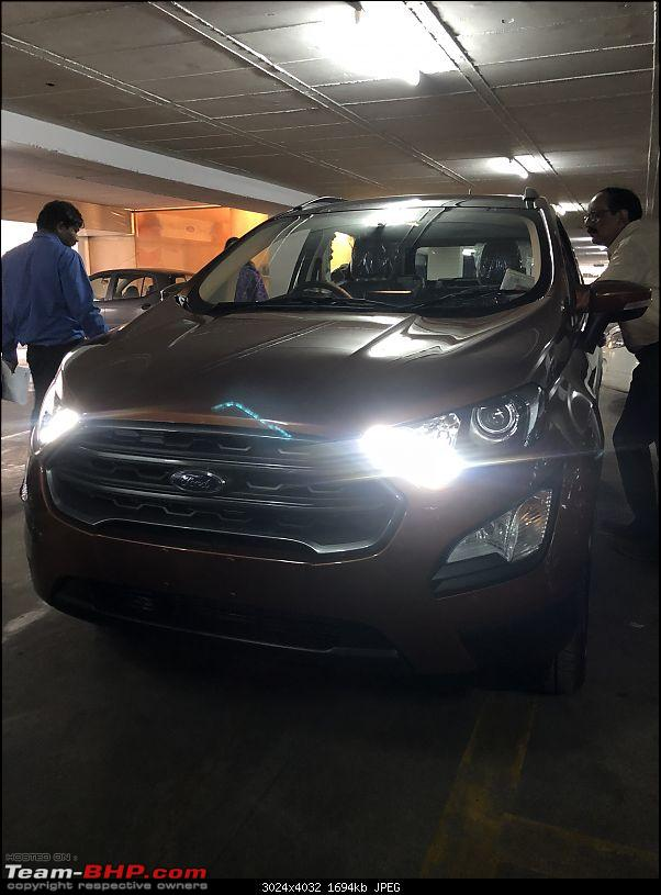 Ford EcoSport Signature edition spotted. EDIT: Launched at Rs. 10.40 lakhs-img_2824.jpeg