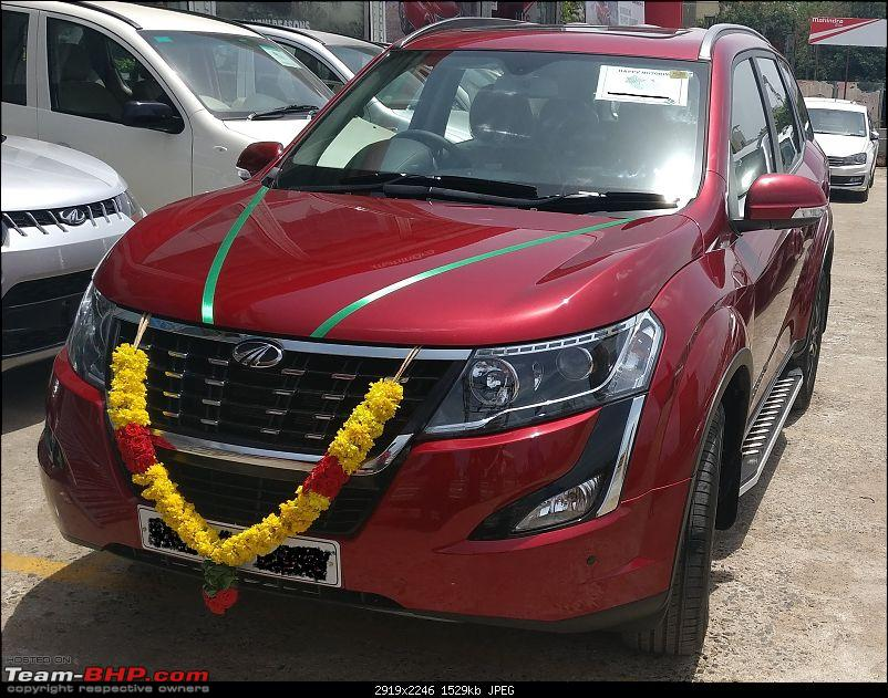 Mahindra XUV500 facelift coming, to get power hike. EDIT: Now launched @ Rs 12.32 lakhs-1.jpg