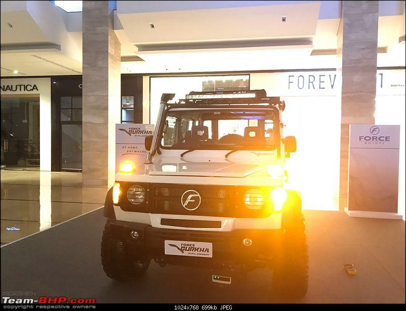 Force Gurkha facelift with 140 BHP coming up. EDIT : Now launched @ Rs. 12.99 lakh-imageuploadedbyteambhp1534060468.866756.jpg