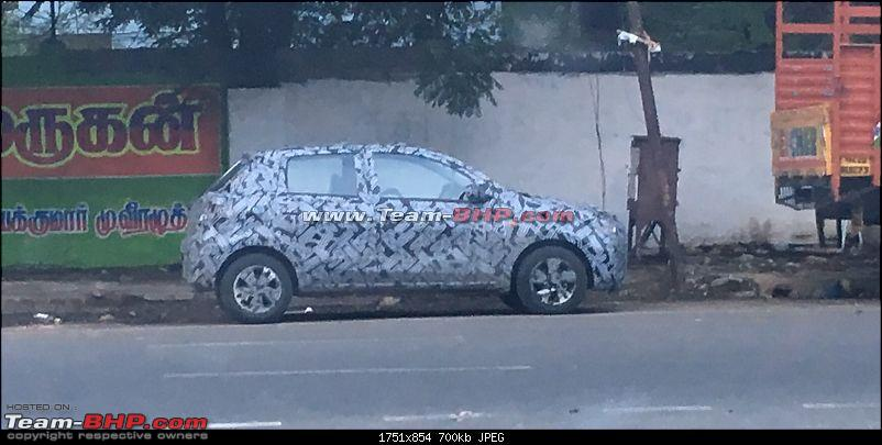 New hatchback spotted testing in Chennai. EDIT: It's the Datsun Go T-image00001.jpg